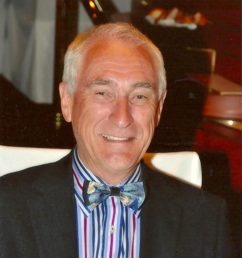 Richard Ernest Thomas Fisher