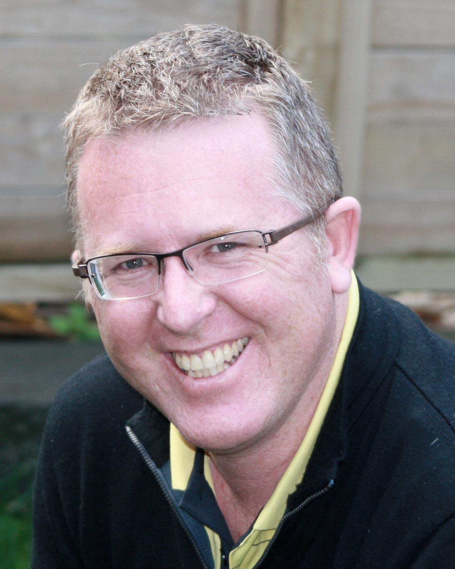 Stephen Peter Robertson